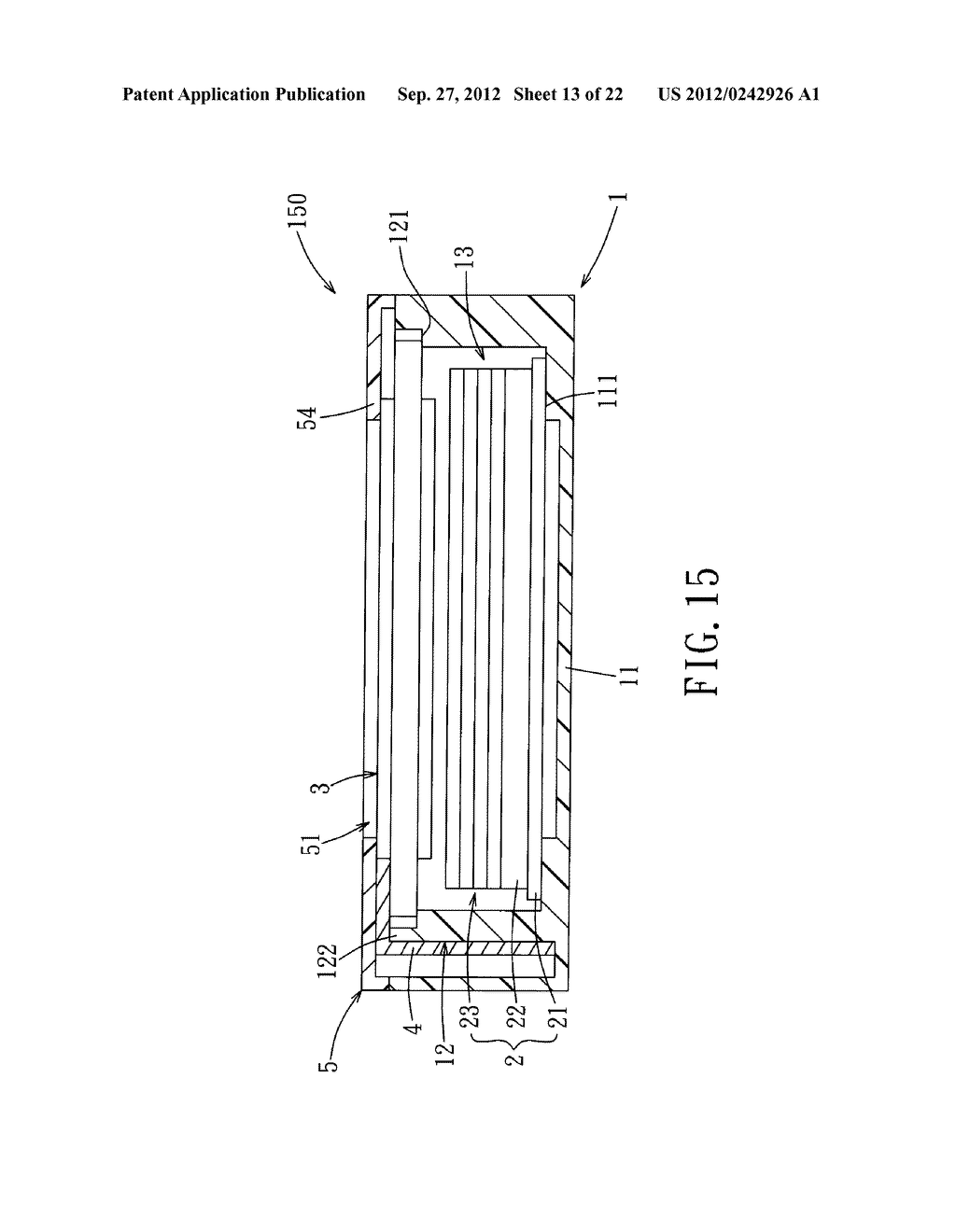 LIQUID CRYSTAL DISPLAY DEVICE AND ELECTRONIC EQUIPMENT HAVING THE SAME - diagram, schematic, and image 14