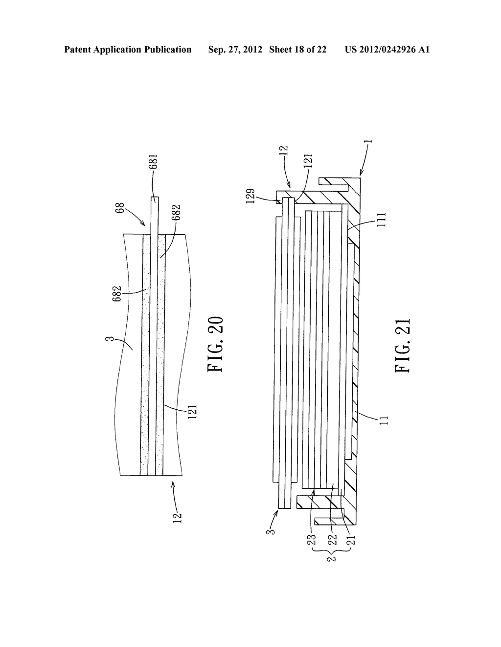 LIQUID CRYSTAL DISPLAY DEVICE AND ELECTRONIC EQUIPMENT HAVING THE SAME - diagram, schematic, and image 19