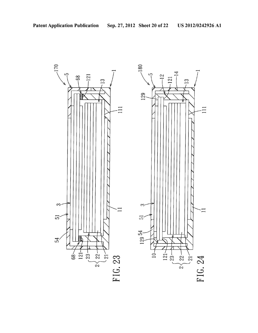LIQUID CRYSTAL DISPLAY DEVICE AND ELECTRONIC EQUIPMENT HAVING THE SAME - diagram, schematic, and image 21
