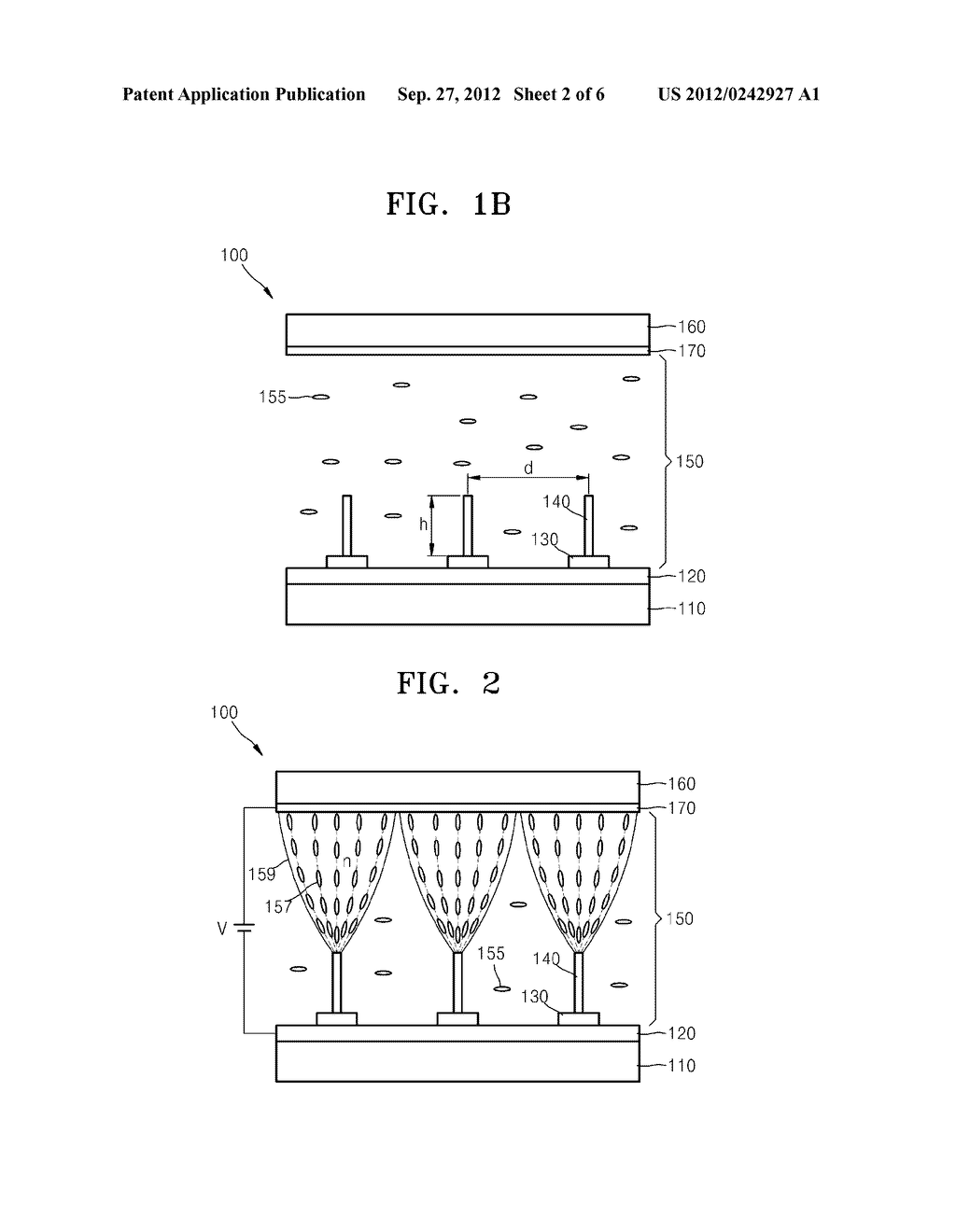 ACTIVE OPTICAL DEVICE AND DISPLAY APPARATUS INCLUDING THE SAME - diagram, schematic, and image 03
