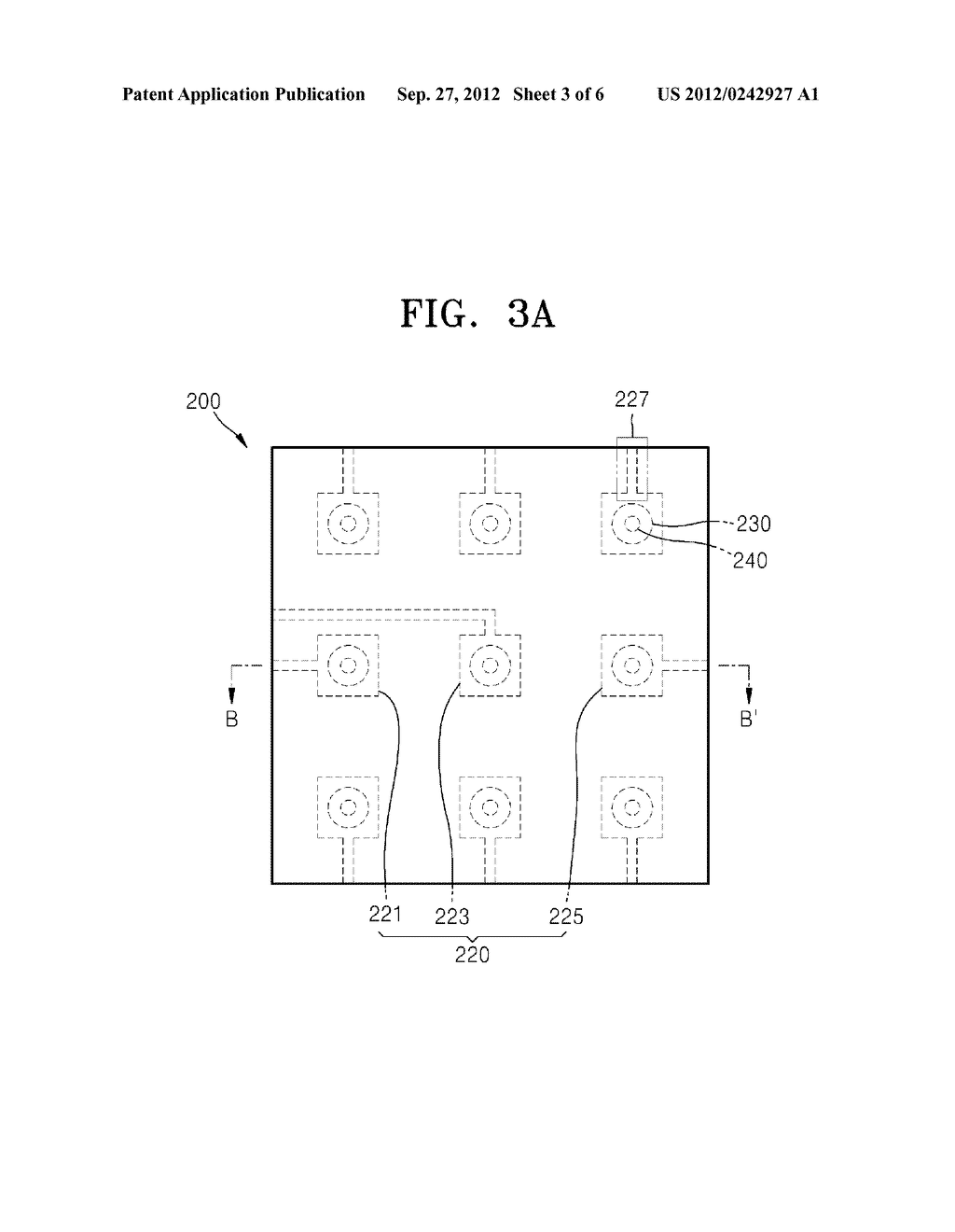 ACTIVE OPTICAL DEVICE AND DISPLAY APPARATUS INCLUDING THE SAME - diagram, schematic, and image 04