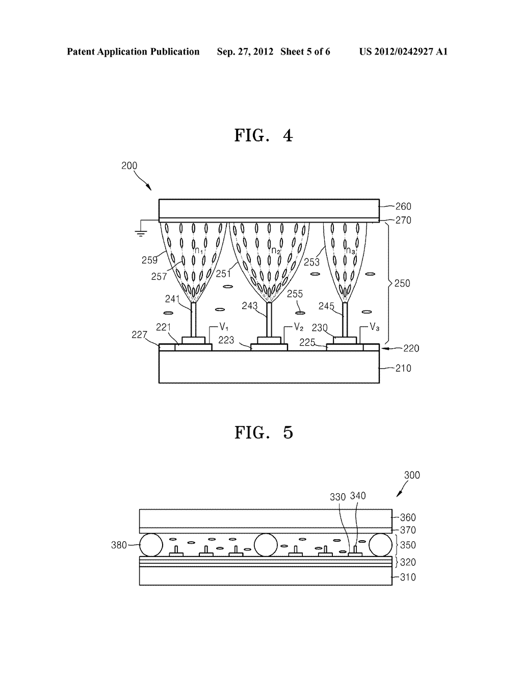 ACTIVE OPTICAL DEVICE AND DISPLAY APPARATUS INCLUDING THE SAME - diagram, schematic, and image 06