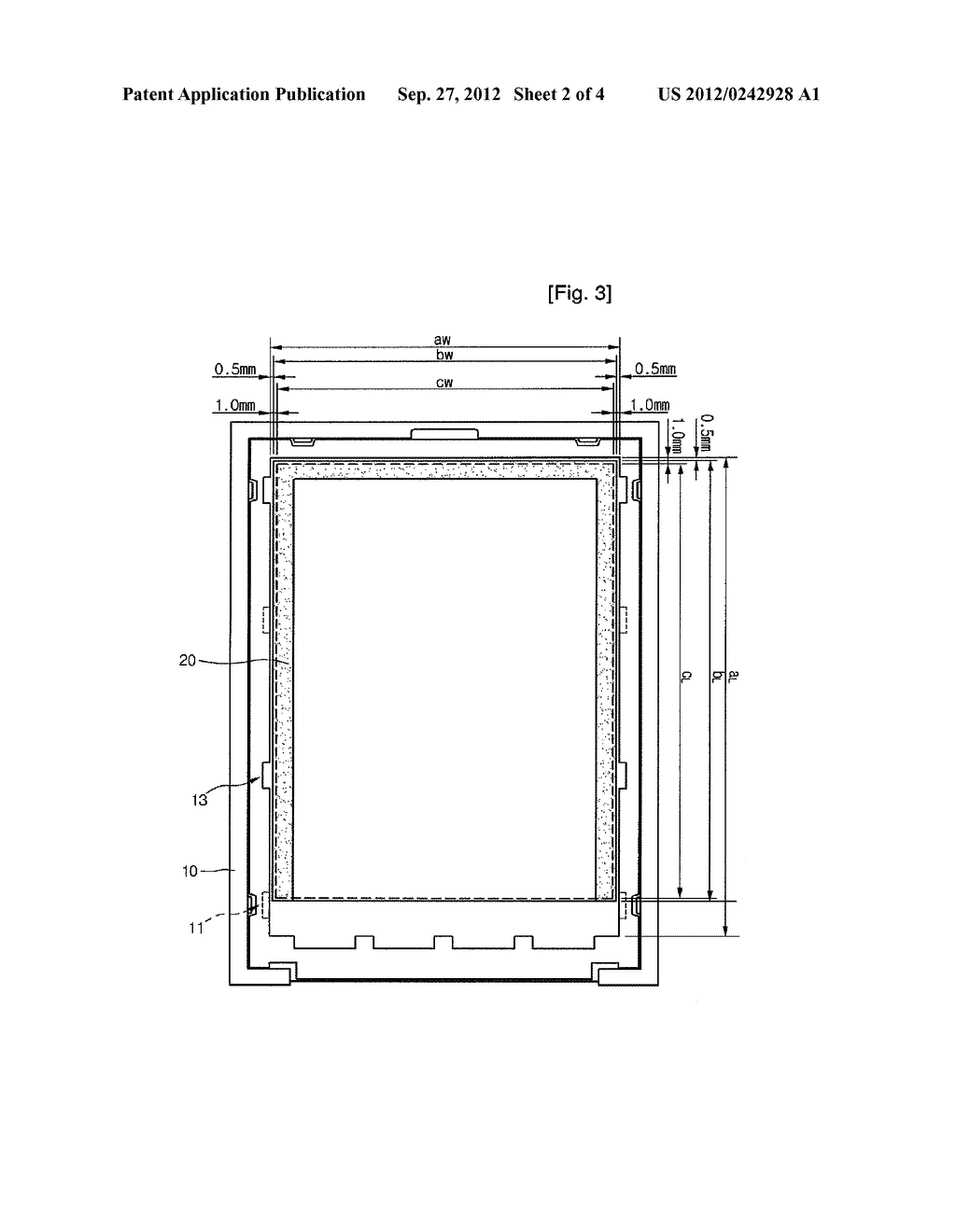 BACKLIGHT UNIT AND LCD HAVING THE SAME - diagram, schematic, and image 03