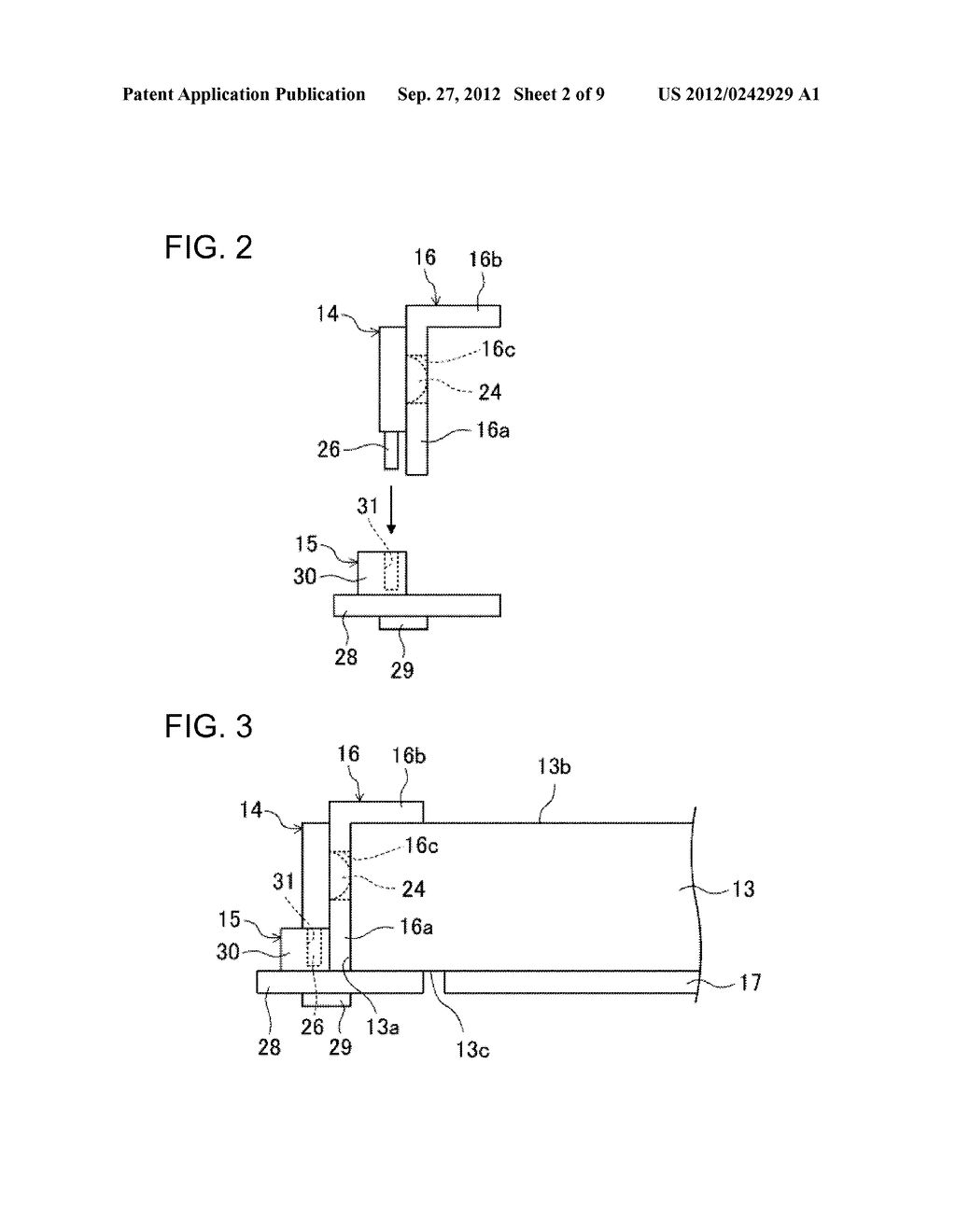 LIGHTING APPARATUS AND LIQUID CRYSTAL DISPLAY COMPRISING SAME - diagram, schematic, and image 03