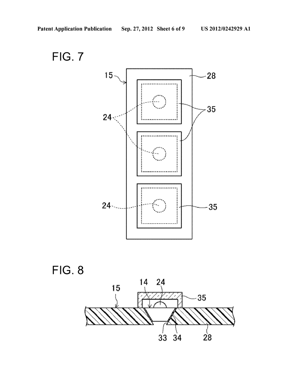 LIGHTING APPARATUS AND LIQUID CRYSTAL DISPLAY COMPRISING SAME - diagram, schematic, and image 07