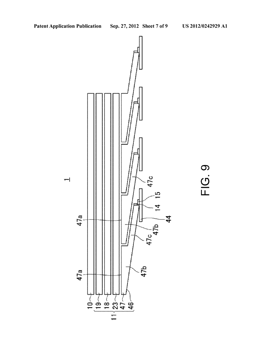 LIGHTING APPARATUS AND LIQUID CRYSTAL DISPLAY COMPRISING SAME - diagram, schematic, and image 08