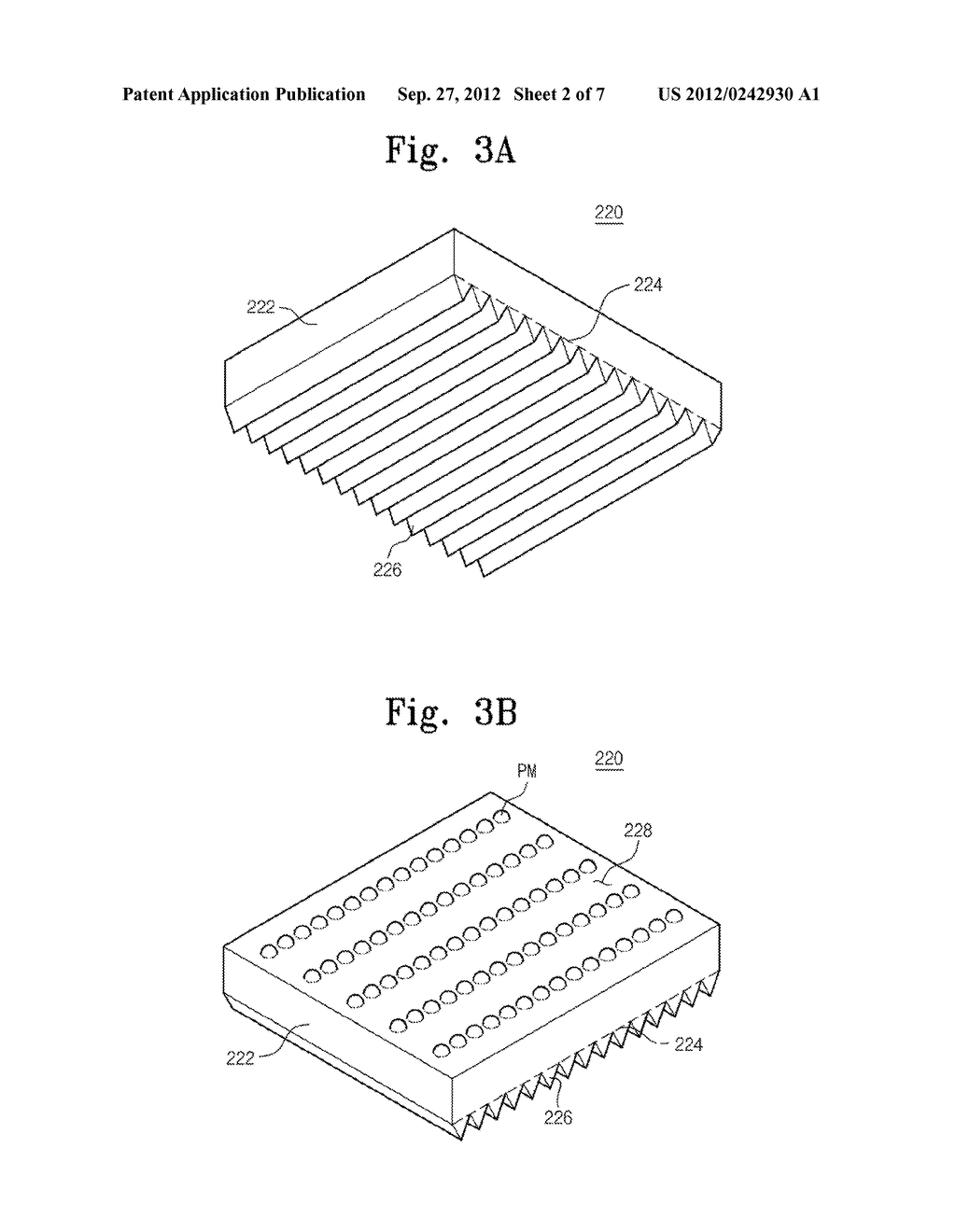 BACKLIGHT UNIT AND DISPLAY DEVICE HAVING THE SAME - diagram, schematic, and image 03