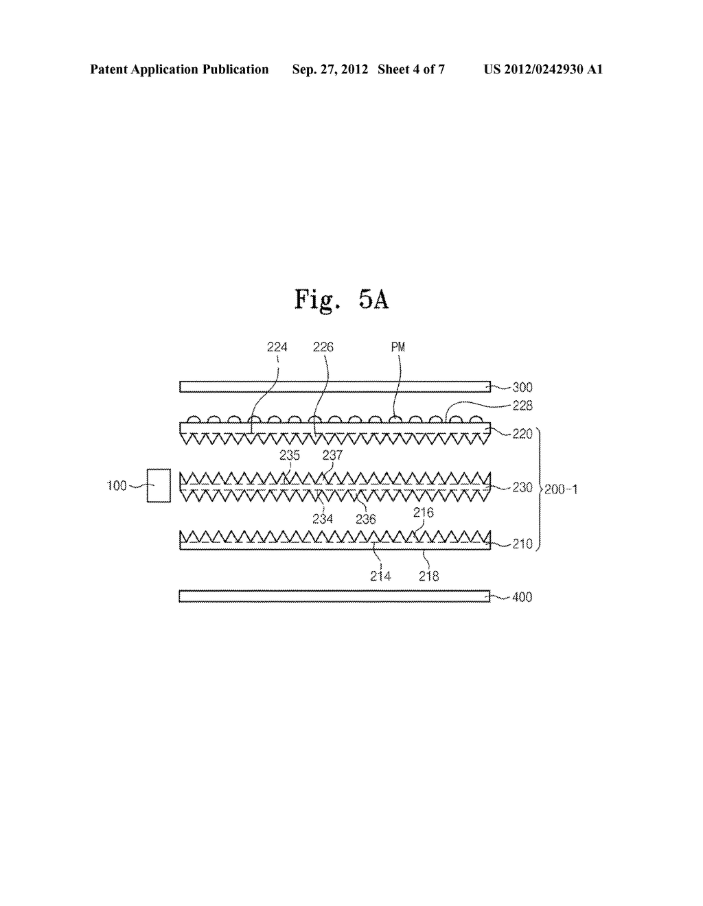 BACKLIGHT UNIT AND DISPLAY DEVICE HAVING THE SAME - diagram, schematic, and image 05