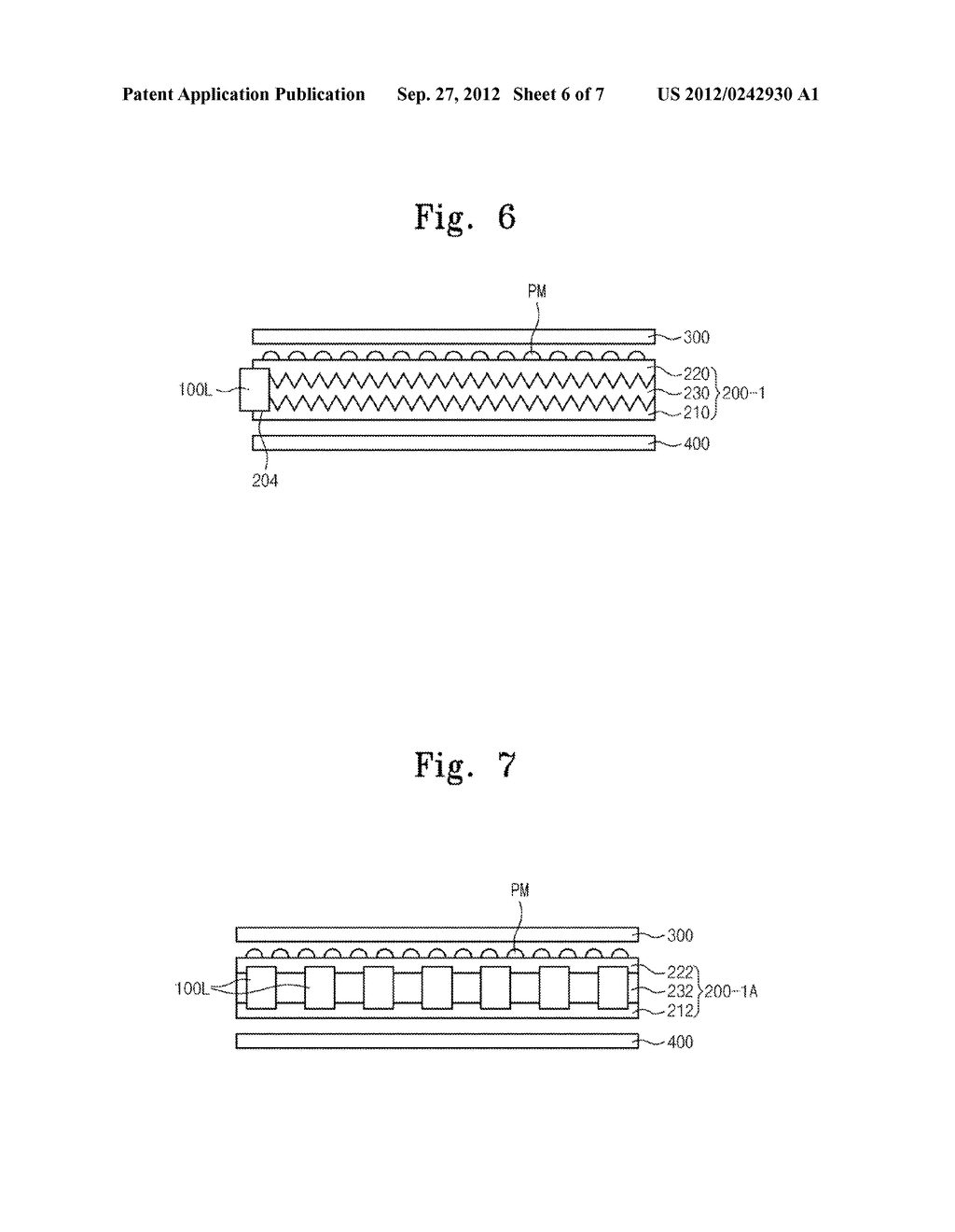 BACKLIGHT UNIT AND DISPLAY DEVICE HAVING THE SAME - diagram, schematic, and image 07