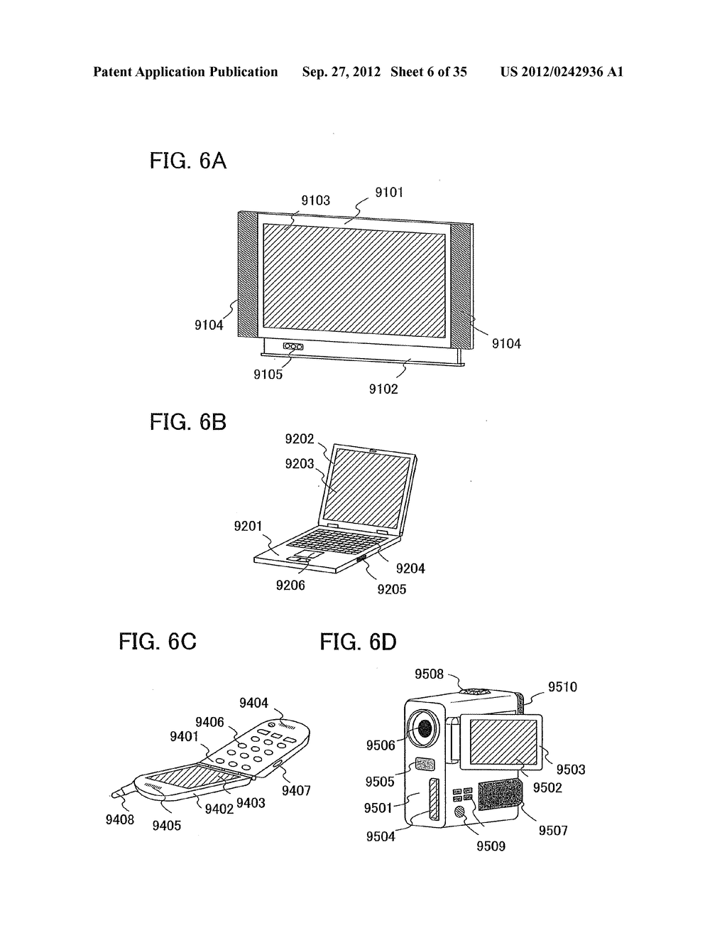Quinoxaline Derivative, and Light Emitting Element, Light Emitting Device,     and Electronic Device Using the Quinoxaline Derivative - diagram, schematic, and image 07