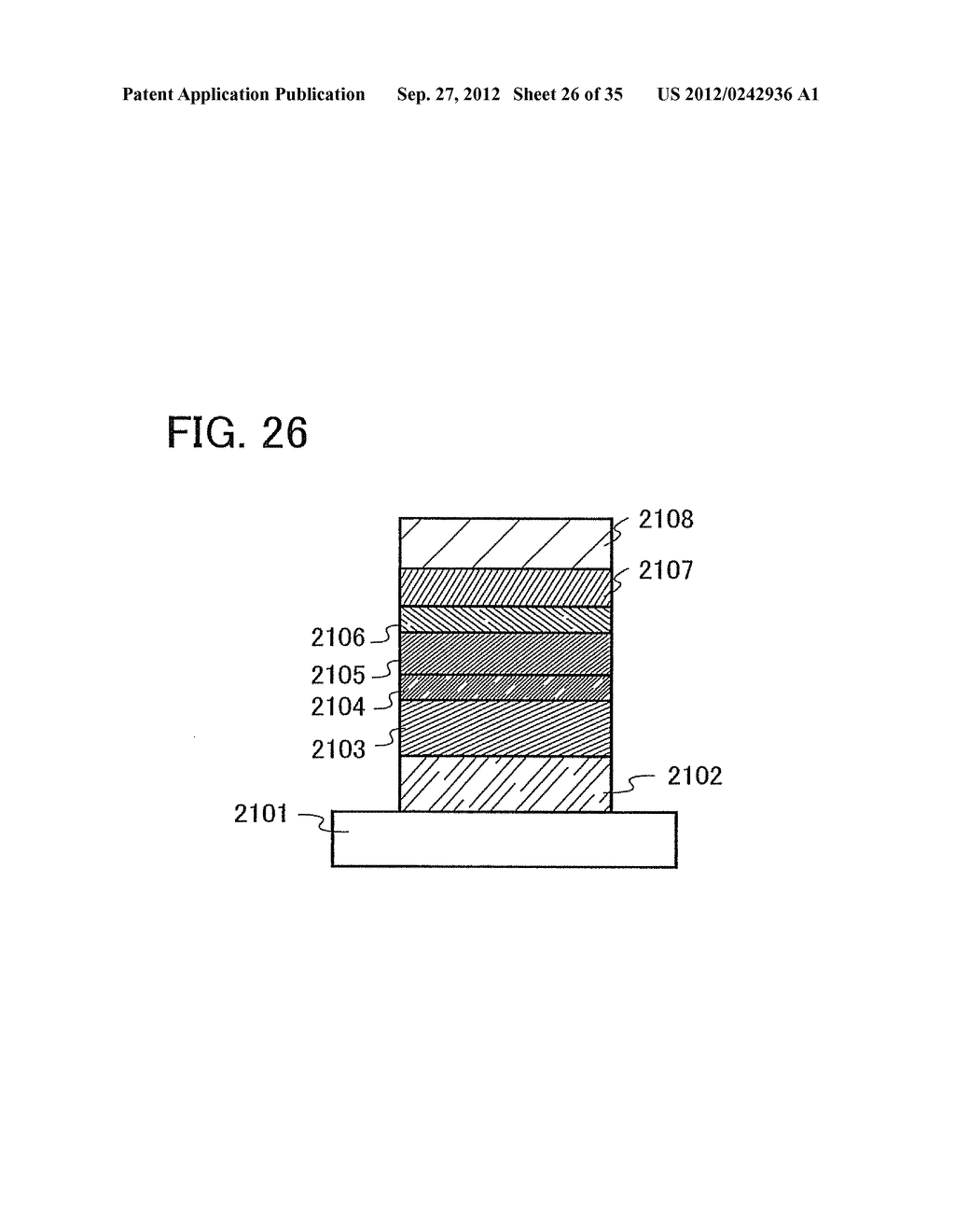 Quinoxaline Derivative, and Light Emitting Element, Light Emitting Device,     and Electronic Device Using the Quinoxaline Derivative - diagram, schematic, and image 27