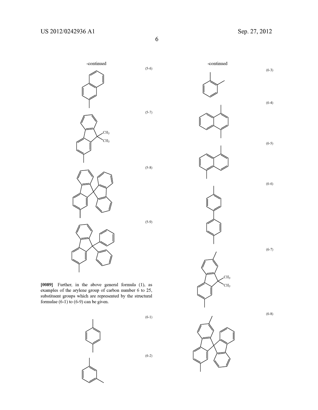 Quinoxaline Derivative, and Light Emitting Element, Light Emitting Device,     and Electronic Device Using the Quinoxaline Derivative - diagram, schematic, and image 42