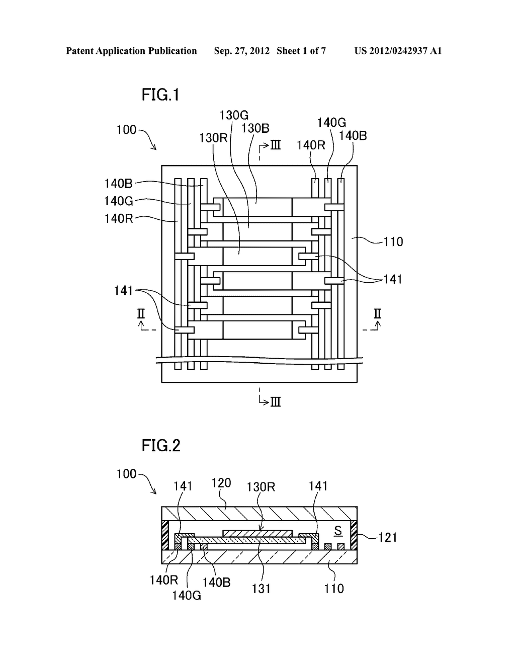 ELECTRO-OPTIC DEVICE AND METHOD FOR MANUFACTURING SAME - diagram, schematic, and image 02
