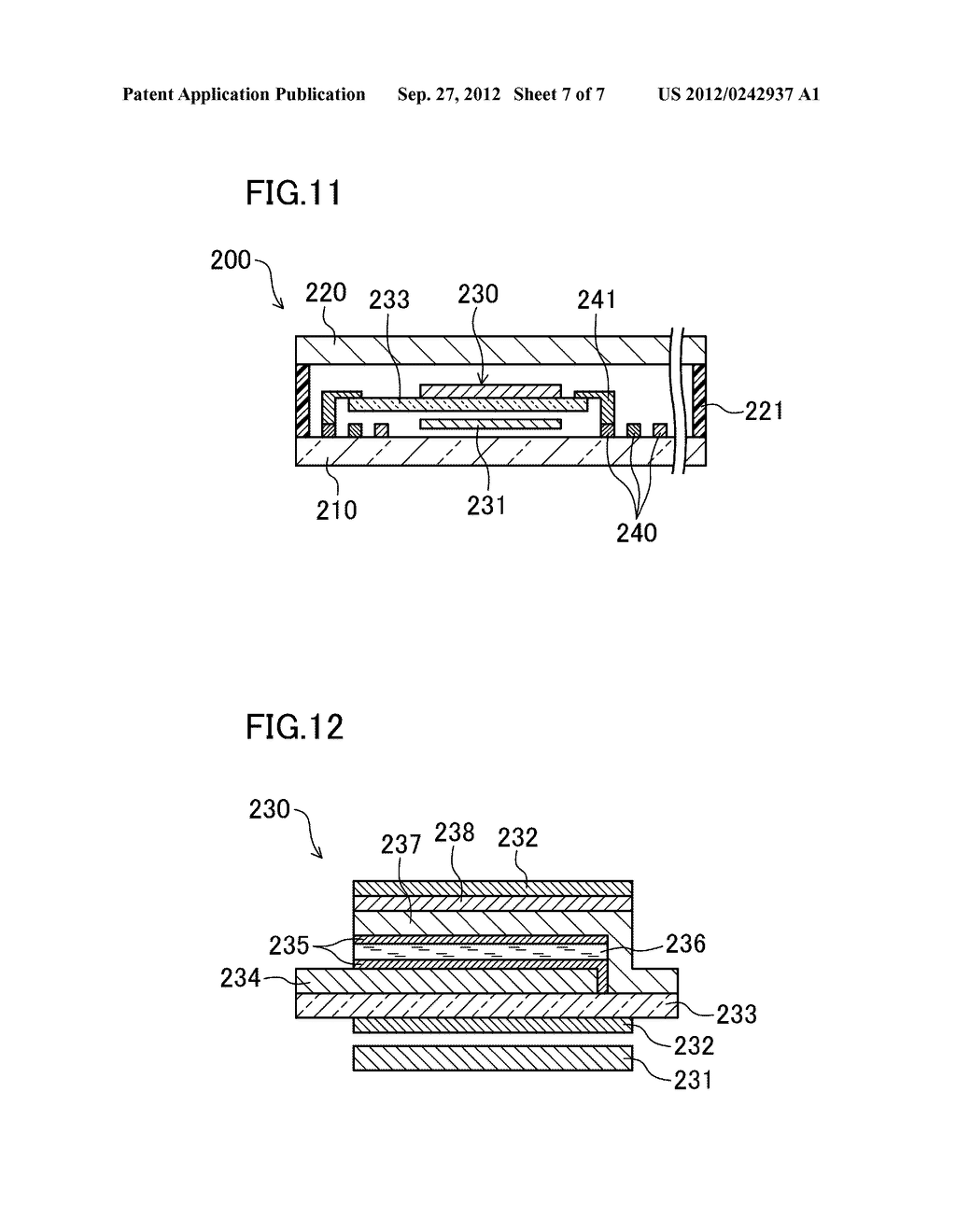 ELECTRO-OPTIC DEVICE AND METHOD FOR MANUFACTURING SAME - diagram, schematic, and image 08