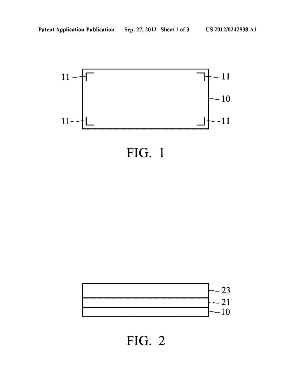 METHODS FOR MANUFACTURING LCD SUBSTRATES AND LCDS - diagram, schematic, and image 02