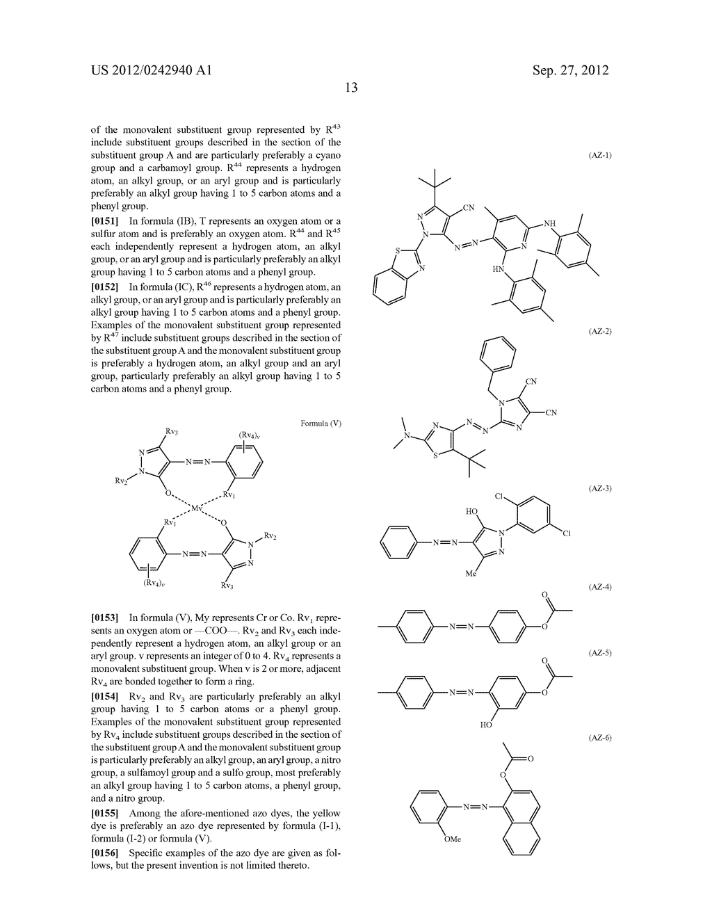RADIATION-SENSITIVE COLORED COMPOSITION, COLOR FILTER, METHOD FOR     PRODUCING A COLOR PATTERN, METHOD FOR PRODUCING COLOR FILTER, SOLID-STATE     IMAGING DEVICE, AND LIQUID CRYSTAL DISPLAY APPARATUS - diagram, schematic, and image 14