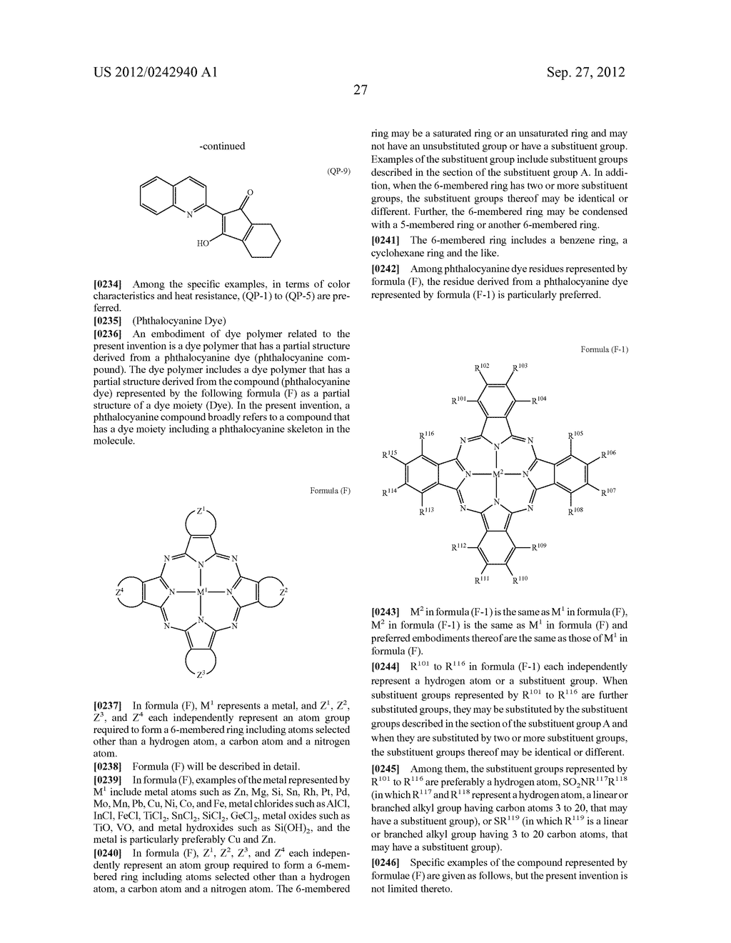RADIATION-SENSITIVE COLORED COMPOSITION, COLOR FILTER, METHOD FOR     PRODUCING A COLOR PATTERN, METHOD FOR PRODUCING COLOR FILTER, SOLID-STATE     IMAGING DEVICE, AND LIQUID CRYSTAL DISPLAY APPARATUS - diagram, schematic, and image 28