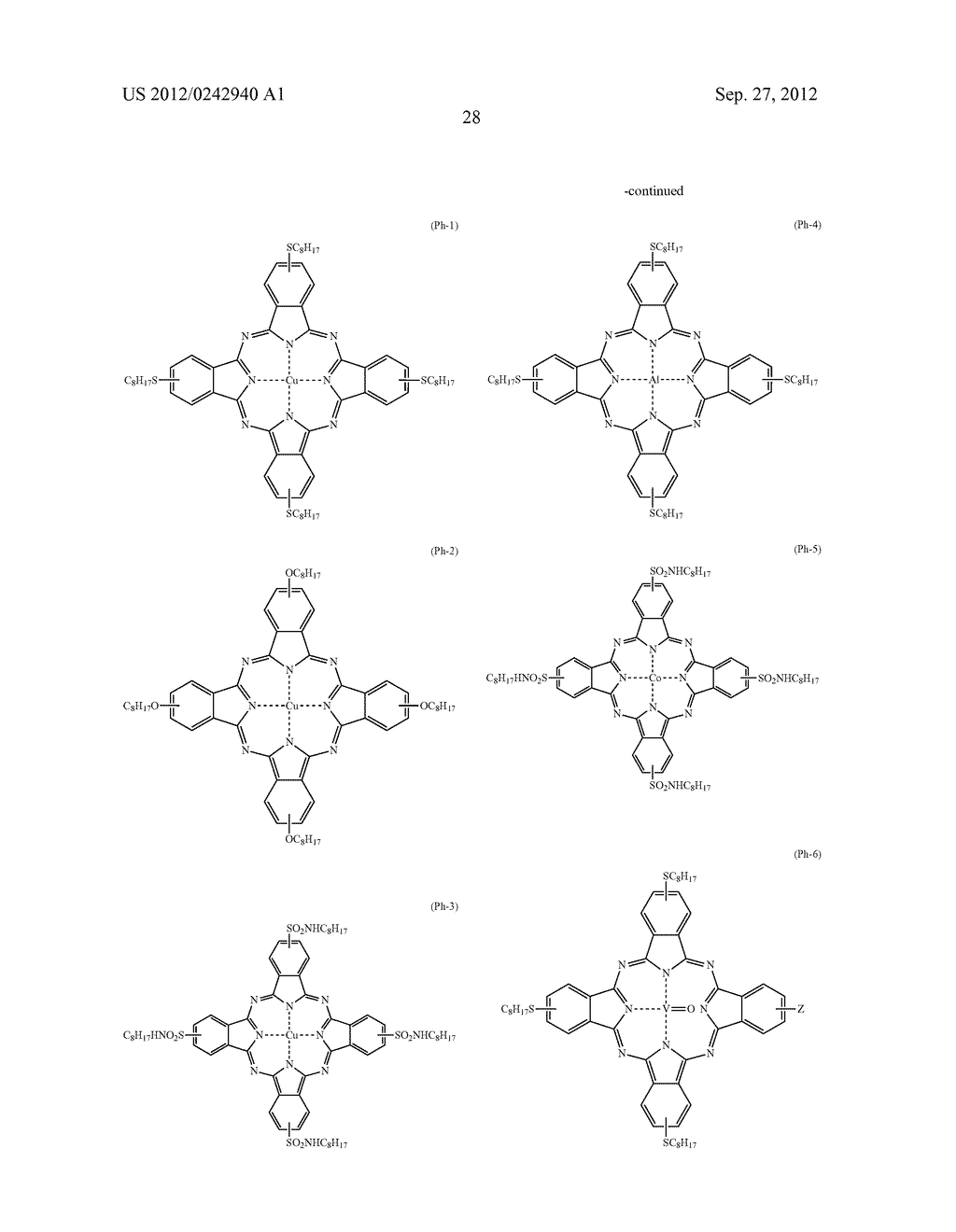 RADIATION-SENSITIVE COLORED COMPOSITION, COLOR FILTER, METHOD FOR     PRODUCING A COLOR PATTERN, METHOD FOR PRODUCING COLOR FILTER, SOLID-STATE     IMAGING DEVICE, AND LIQUID CRYSTAL DISPLAY APPARATUS - diagram, schematic, and image 29