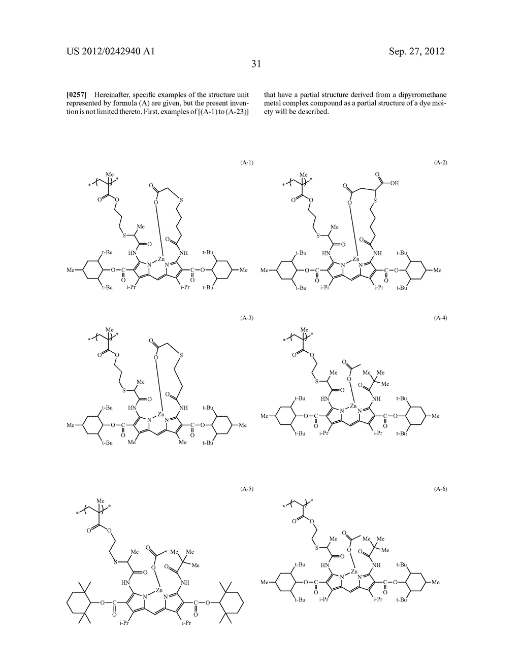 RADIATION-SENSITIVE COLORED COMPOSITION, COLOR FILTER, METHOD FOR     PRODUCING A COLOR PATTERN, METHOD FOR PRODUCING COLOR FILTER, SOLID-STATE     IMAGING DEVICE, AND LIQUID CRYSTAL DISPLAY APPARATUS - diagram, schematic, and image 32