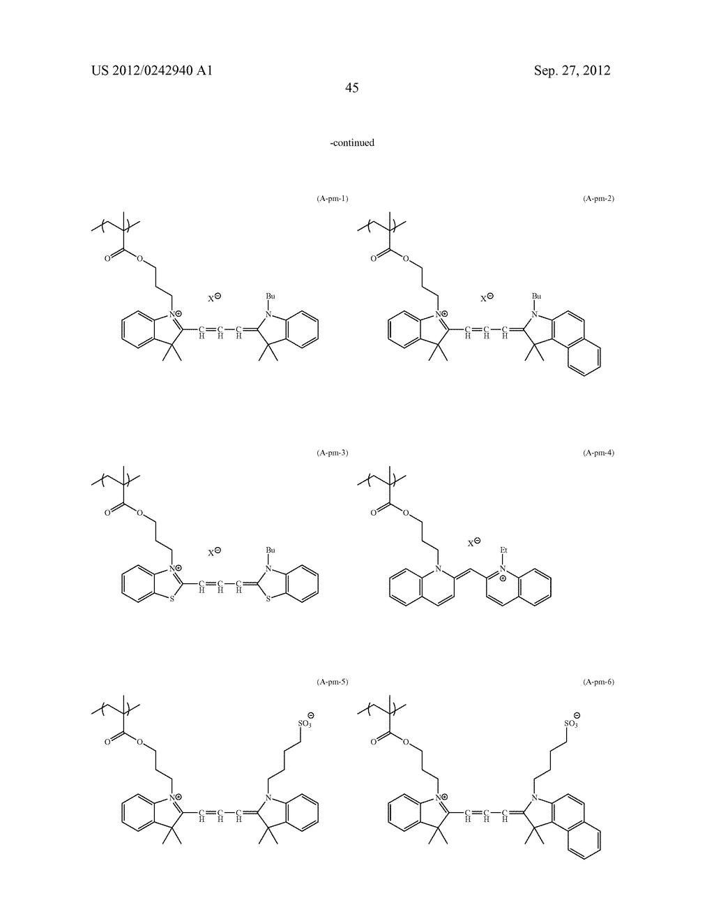 RADIATION-SENSITIVE COLORED COMPOSITION, COLOR FILTER, METHOD FOR     PRODUCING A COLOR PATTERN, METHOD FOR PRODUCING COLOR FILTER, SOLID-STATE     IMAGING DEVICE, AND LIQUID CRYSTAL DISPLAY APPARATUS - diagram, schematic, and image 46