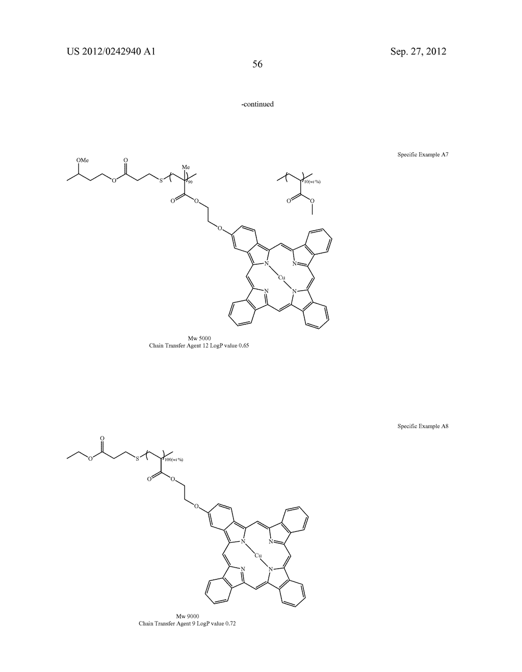 RADIATION-SENSITIVE COLORED COMPOSITION, COLOR FILTER, METHOD FOR     PRODUCING A COLOR PATTERN, METHOD FOR PRODUCING COLOR FILTER, SOLID-STATE     IMAGING DEVICE, AND LIQUID CRYSTAL DISPLAY APPARATUS - diagram, schematic, and image 57