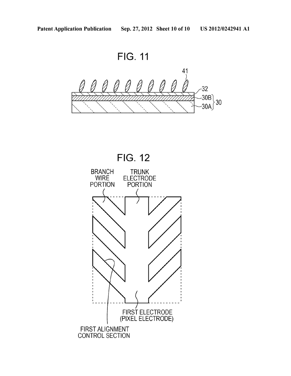 LIQUID CRYSTAL DISPLAY DEVICE AND METHOD FOR MANUFACTURING THE SAME - diagram, schematic, and image 11