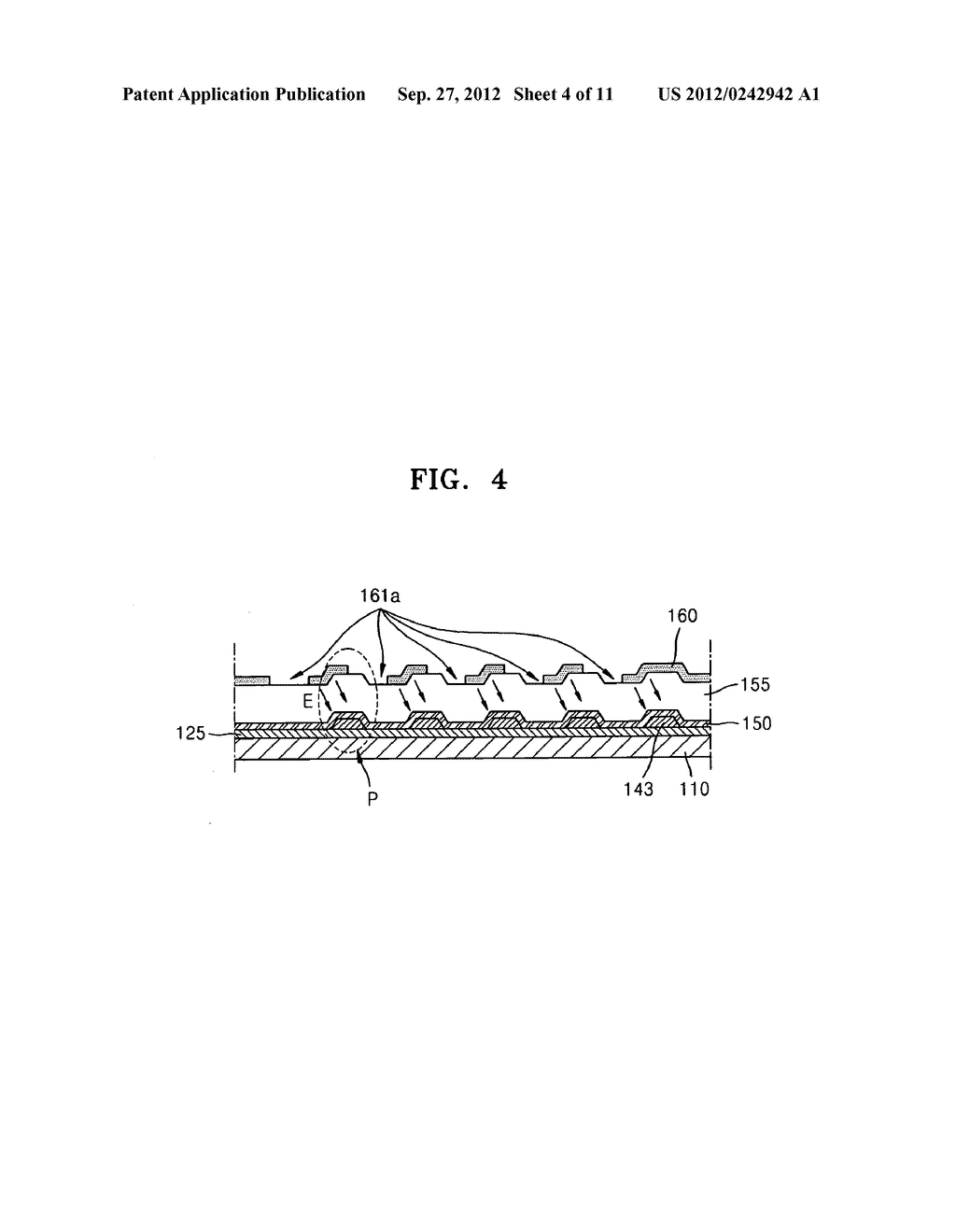 Fringe field switching mode liquid crystal display apparatus and method of     manufacturing the same - diagram, schematic, and image 05