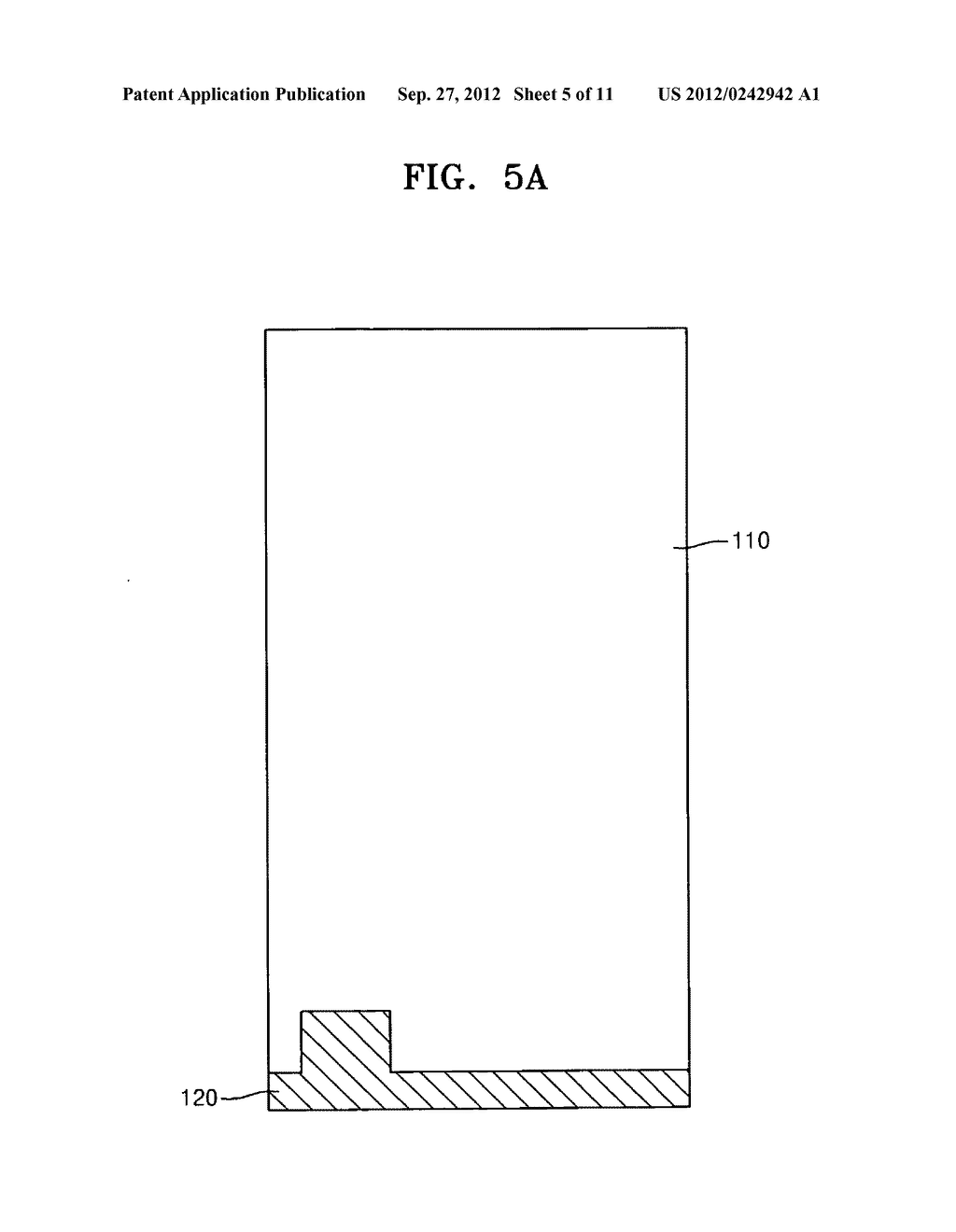 Fringe field switching mode liquid crystal display apparatus and method of     manufacturing the same - diagram, schematic, and image 06