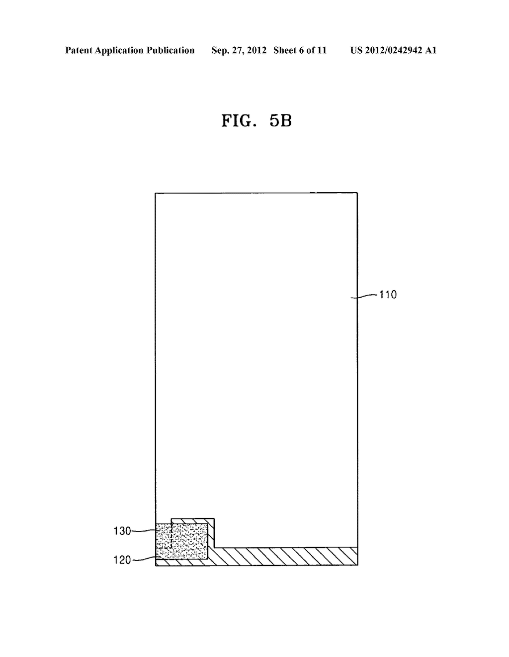 Fringe field switching mode liquid crystal display apparatus and method of     manufacturing the same - diagram, schematic, and image 07