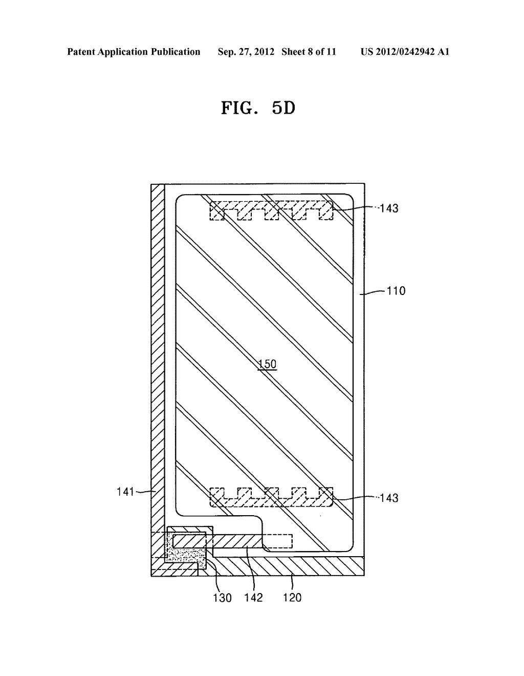 Fringe field switching mode liquid crystal display apparatus and method of     manufacturing the same - diagram, schematic, and image 09