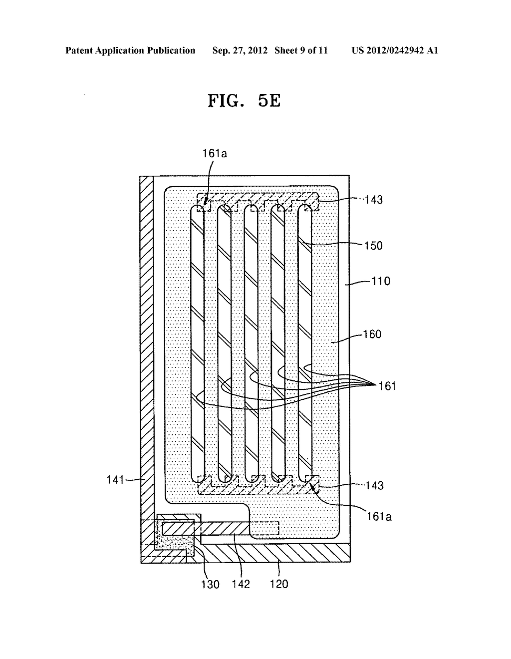 Fringe field switching mode liquid crystal display apparatus and method of     manufacturing the same - diagram, schematic, and image 10