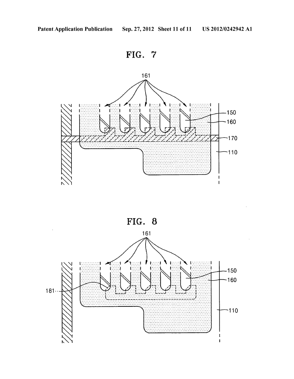Fringe field switching mode liquid crystal display apparatus and method of     manufacturing the same - diagram, schematic, and image 12