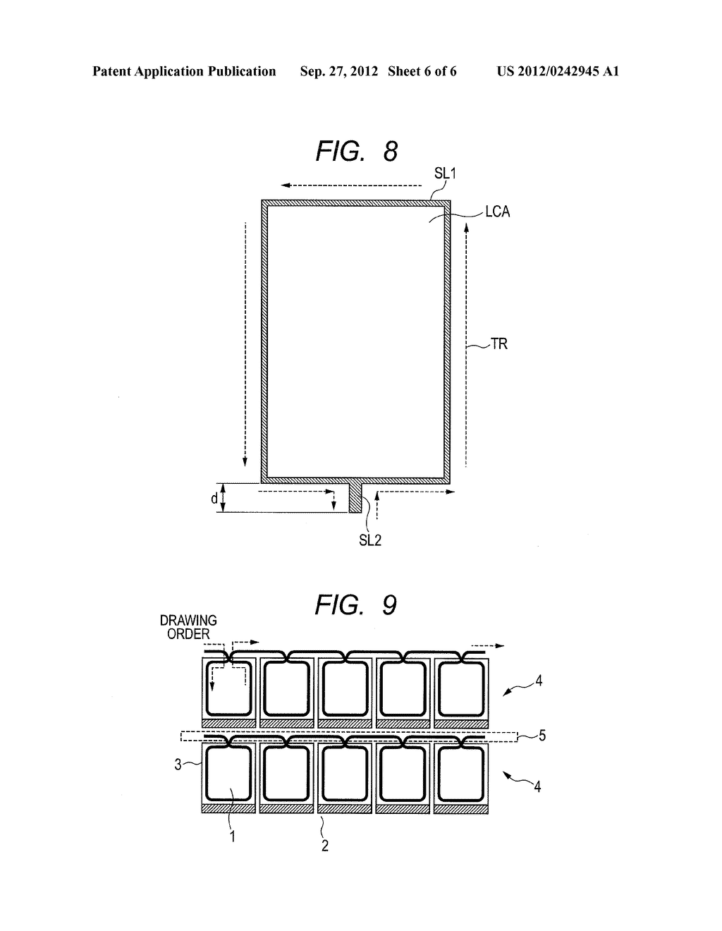 METHOD FOR MANUFACTURING LIQUID CRYSTAL DISPLAY DEVICE AND LIQUID CRYSTAL     DISPLAY DEVICE - diagram, schematic, and image 07