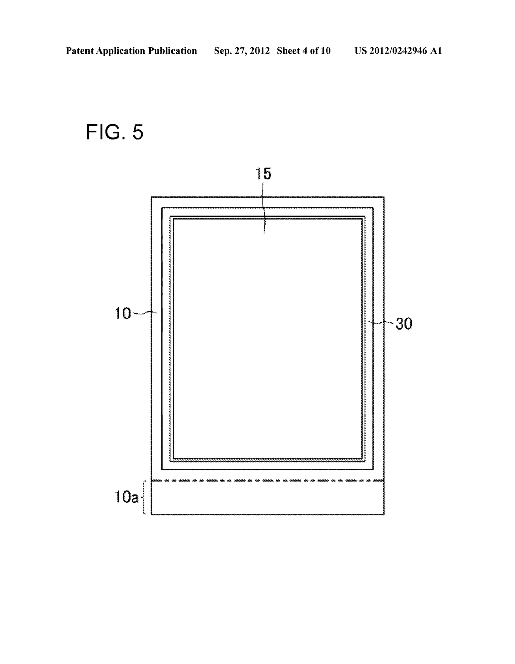 LIQUID CRYSTAL DISPLAY DEVICE AND METHOD FOR MANUFACTURING SAME - diagram, schematic, and image 05