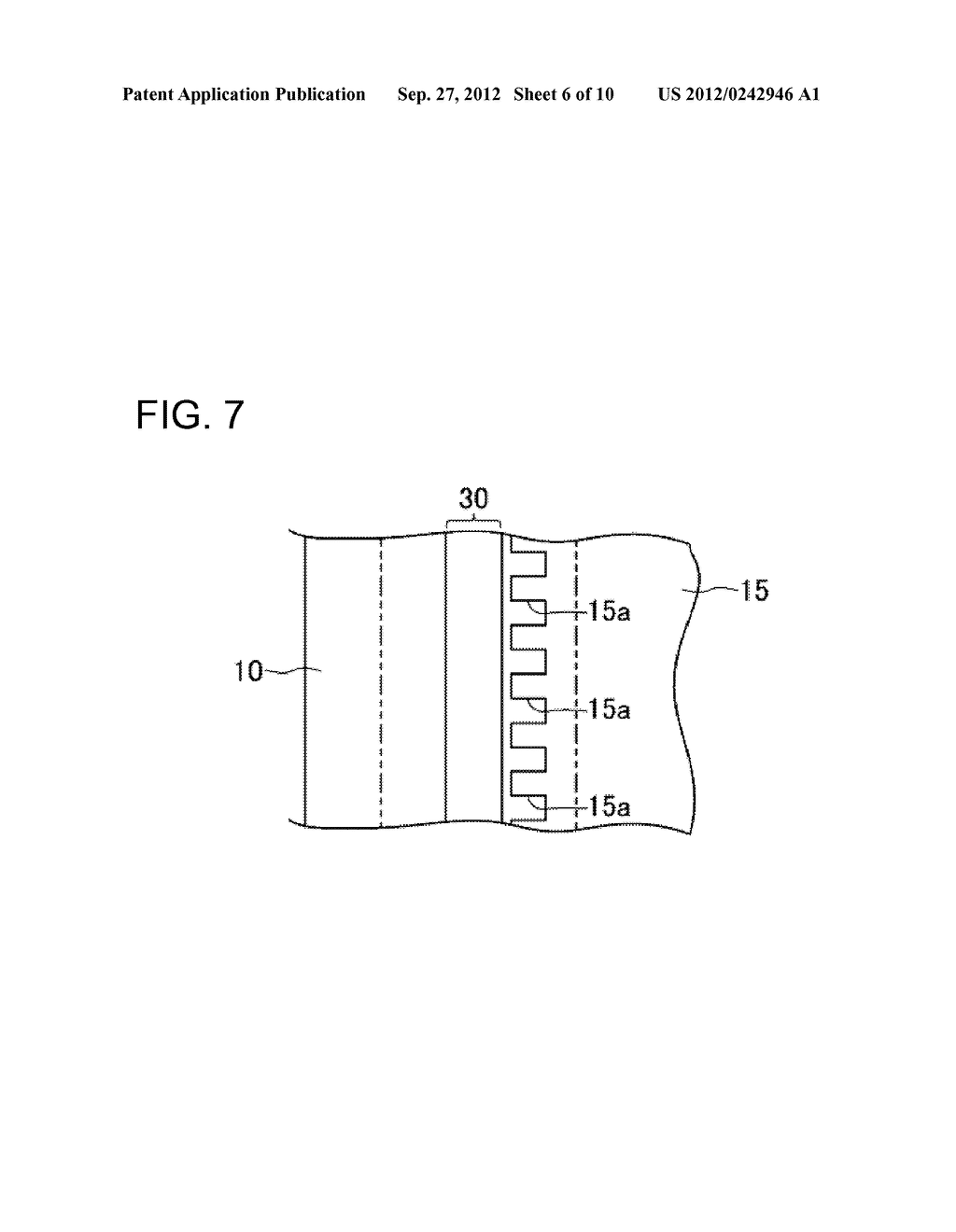 LIQUID CRYSTAL DISPLAY DEVICE AND METHOD FOR MANUFACTURING SAME - diagram, schematic, and image 07