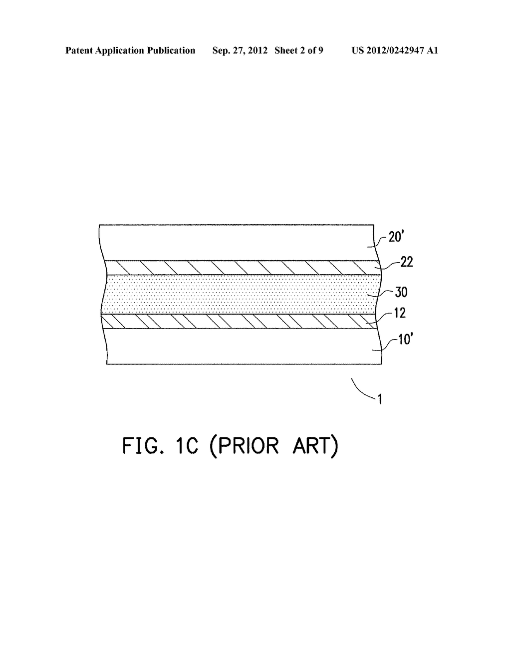 FLEXIBLE DISPLAY PANEL AND ELECTRO-OPTICAL APPARATUS - diagram, schematic, and image 03