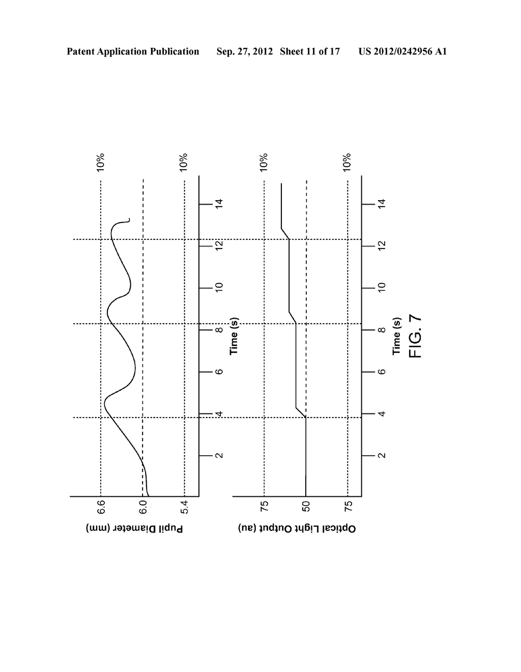 System and Methods for Mitigating Changes in Pupil Size During Laser     Refractive Surgery to Maintain Ablation Centration - diagram, schematic, and image 12