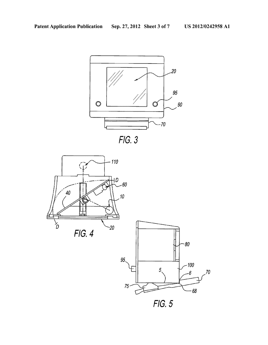 Compact Three-Dimensional Virtual Display System - diagram, schematic, and image 04
