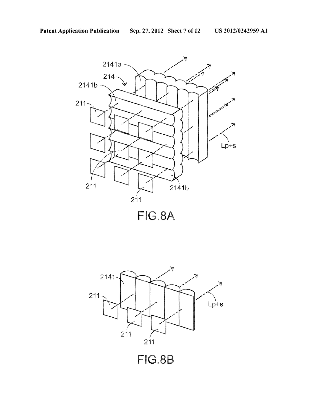 COLOR LIGHT MIXING METHOD, COLOR LIGHT MIXING DEVICE AND SMALL-SIZED     PROJECTING SYSTEM HAVING SUCH COLOR LIGHT MIXING DEVICE - diagram, schematic, and image 08