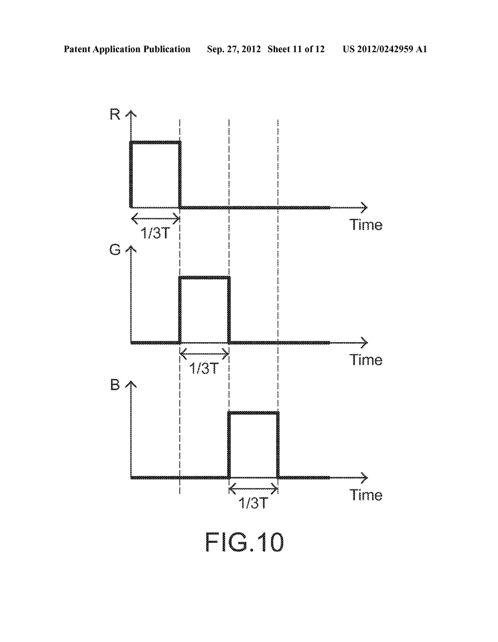 COLOR LIGHT MIXING METHOD, COLOR LIGHT MIXING DEVICE AND SMALL-SIZED     PROJECTING SYSTEM HAVING SUCH COLOR LIGHT MIXING DEVICE - diagram, schematic, and image 12