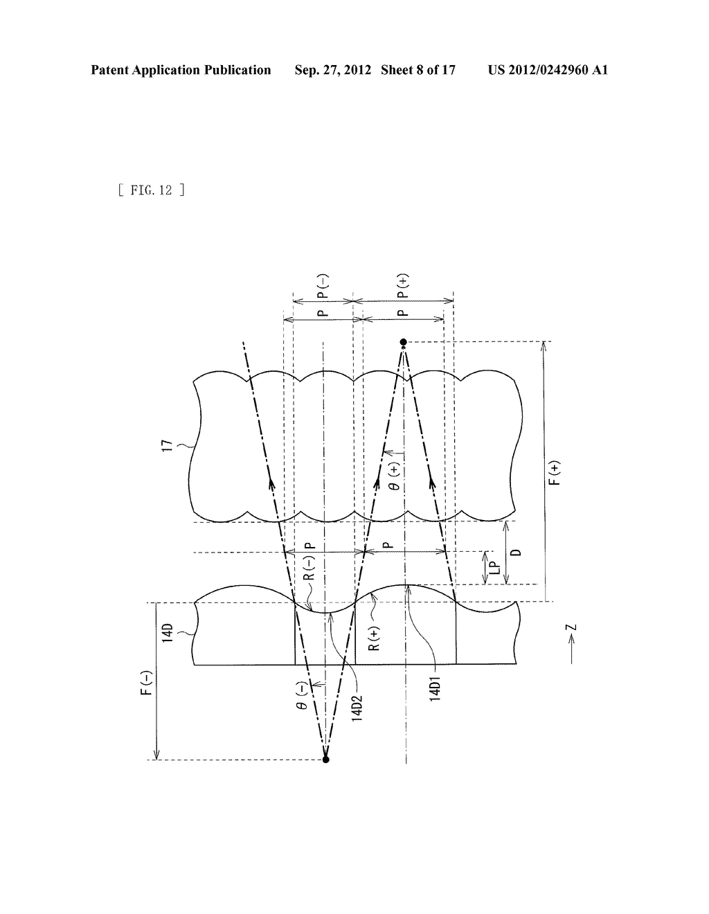 ILLUMINATION DEVICE AND DISPLAY APPARATUS - diagram, schematic, and image 09