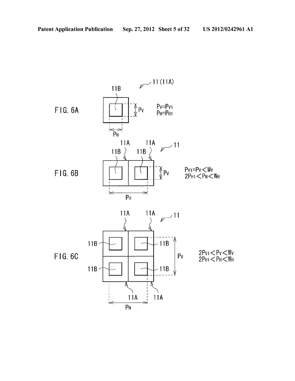 ILLUMINATION DEVICE, PROJECTION DISPLAY, AND DIRECT-VIEW DISPLAY - diagram, schematic, and image 06