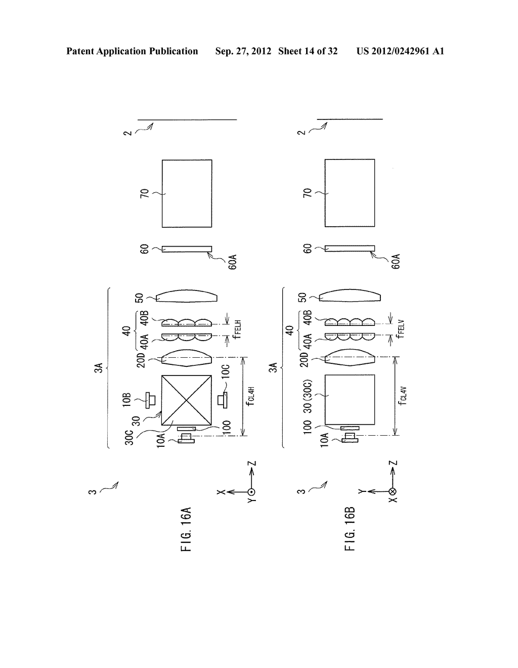 ILLUMINATION DEVICE, PROJECTION DISPLAY, AND DIRECT-VIEW DISPLAY - diagram, schematic, and image 15