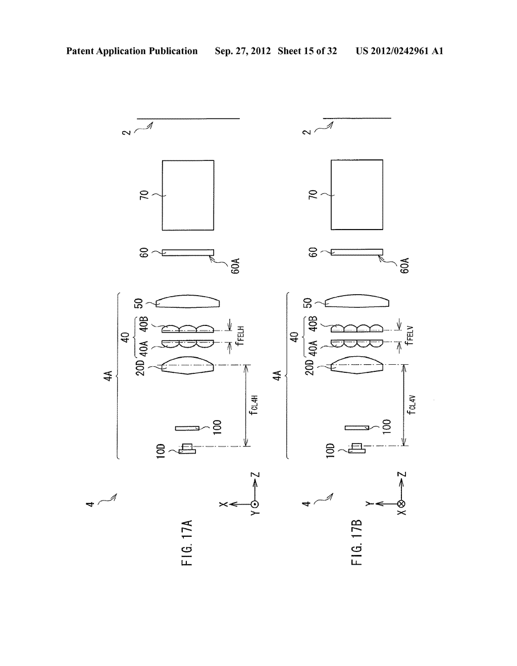 ILLUMINATION DEVICE, PROJECTION DISPLAY, AND DIRECT-VIEW DISPLAY - diagram, schematic, and image 16