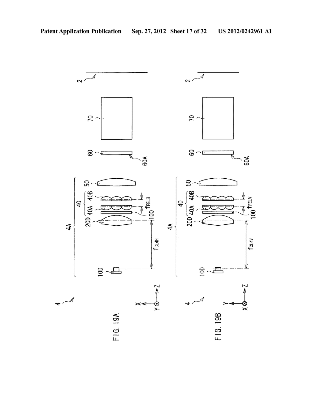ILLUMINATION DEVICE, PROJECTION DISPLAY, AND DIRECT-VIEW DISPLAY - diagram, schematic, and image 18