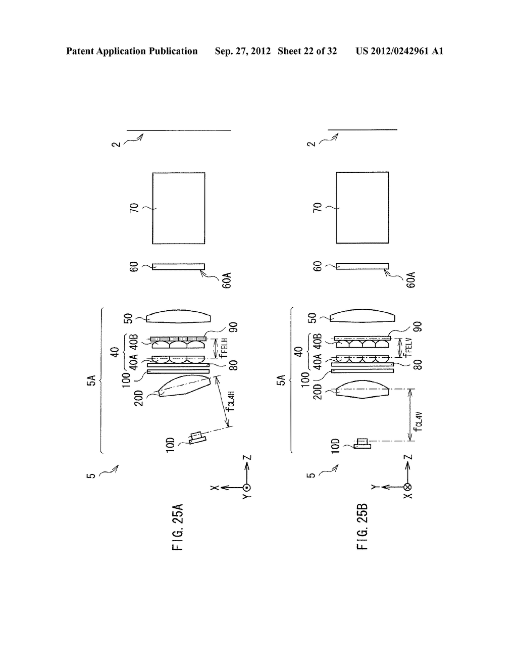 ILLUMINATION DEVICE, PROJECTION DISPLAY, AND DIRECT-VIEW DISPLAY - diagram, schematic, and image 23