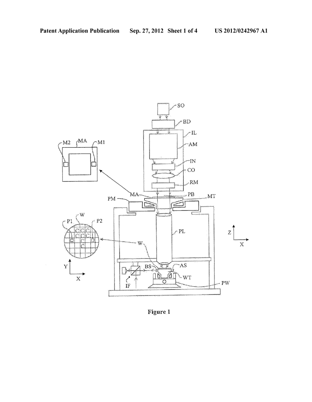 Lithographic Apparatus and Method - diagram, schematic, and image 02