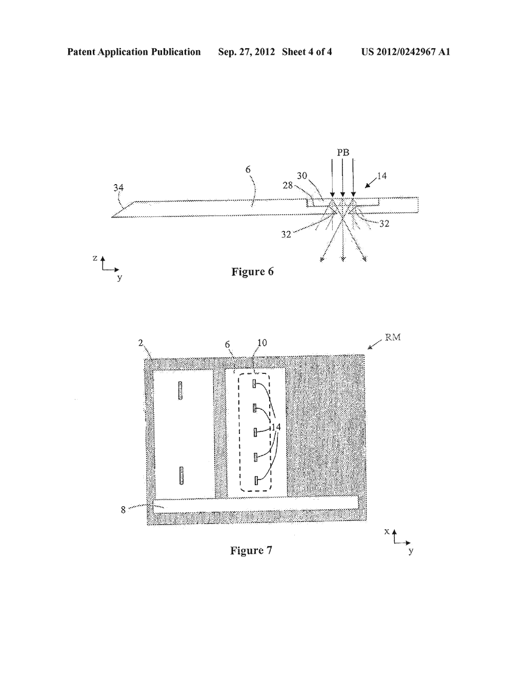 Lithographic Apparatus and Method - diagram, schematic, and image 05