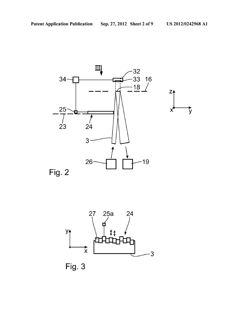 METHOD FOR ADJUSTING AN ILLUMINATION SYSTEM OF A PROJECTION EXPOSURE     APPARATUS FOR PROJECTION LITHOGRAPHY - diagram, schematic, and image 03