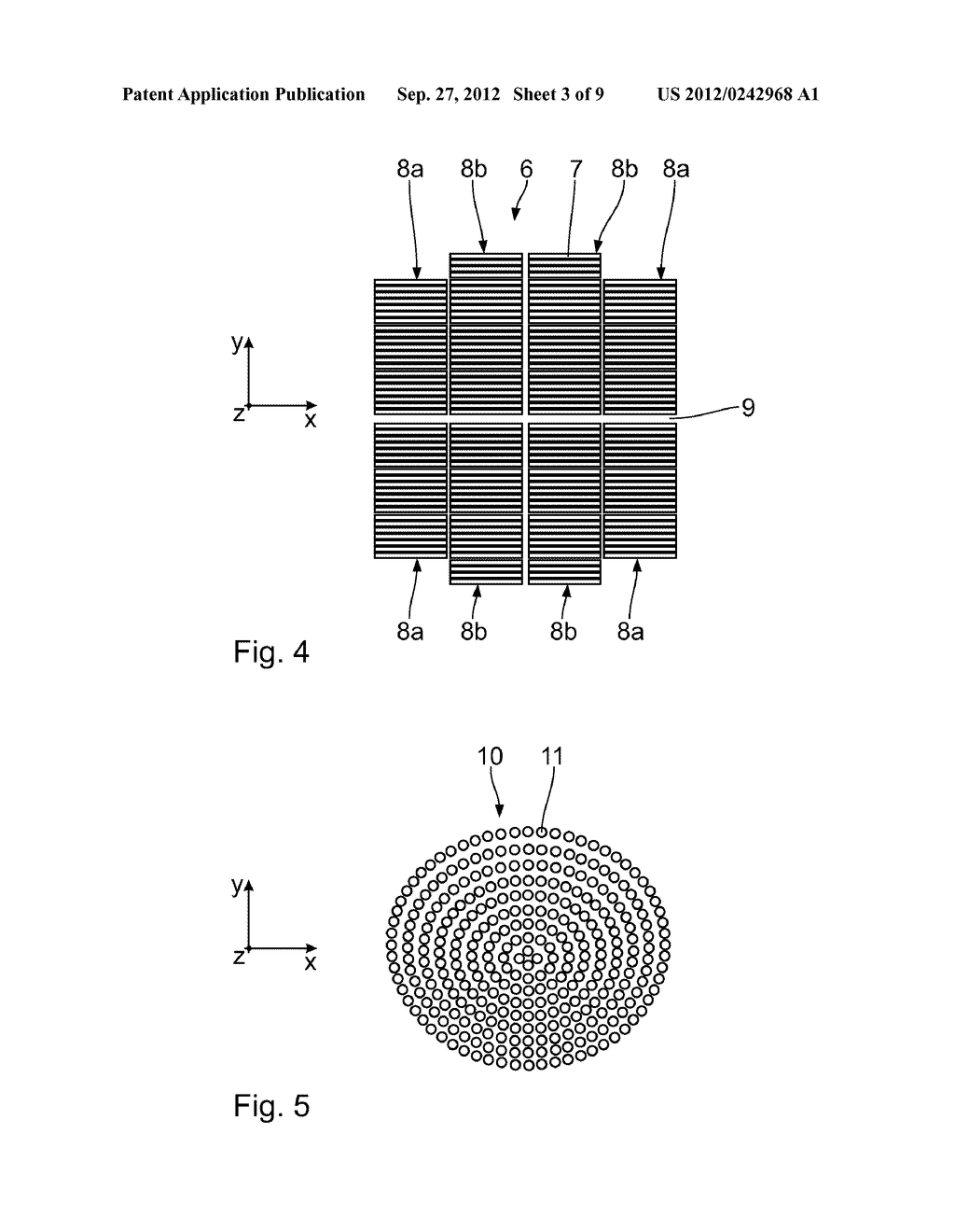METHOD FOR ADJUSTING AN ILLUMINATION SYSTEM OF A PROJECTION EXPOSURE     APPARATUS FOR PROJECTION LITHOGRAPHY - diagram, schematic, and image 04